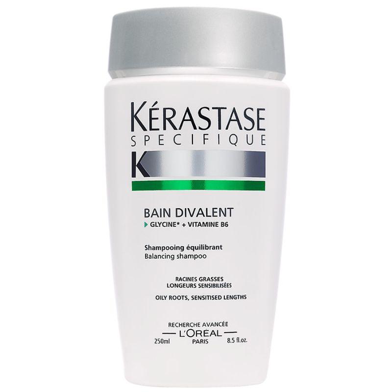 szampon na przetłuszczające się włosy