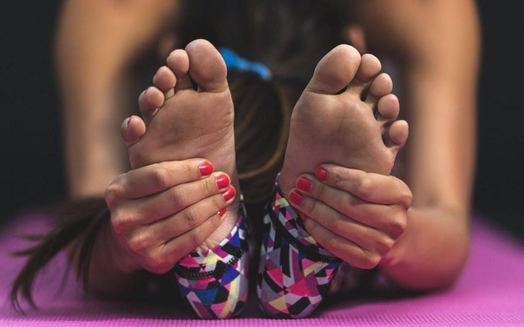 Czy dbanie o stopy może być łatwiejsze i szybsze?