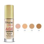 Skuteczny przeciwzmarszczkowy podkład Lirene Age Cover